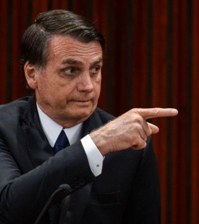 Postura de Bolsonaro de turismo pela objetificação da mulher é herança da ditadura
