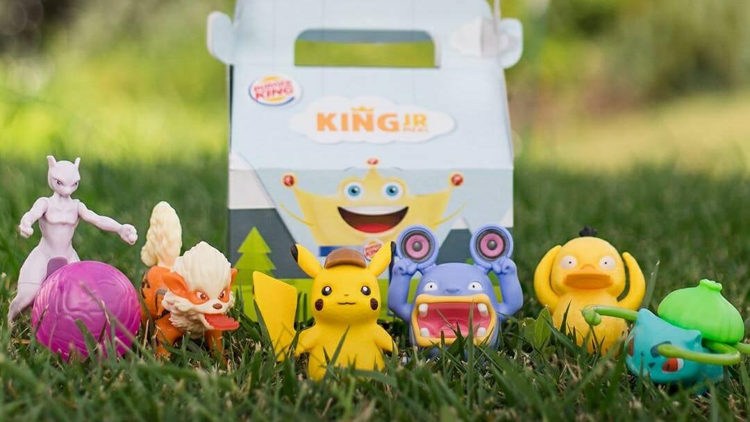 burger king detetive pikachu 2