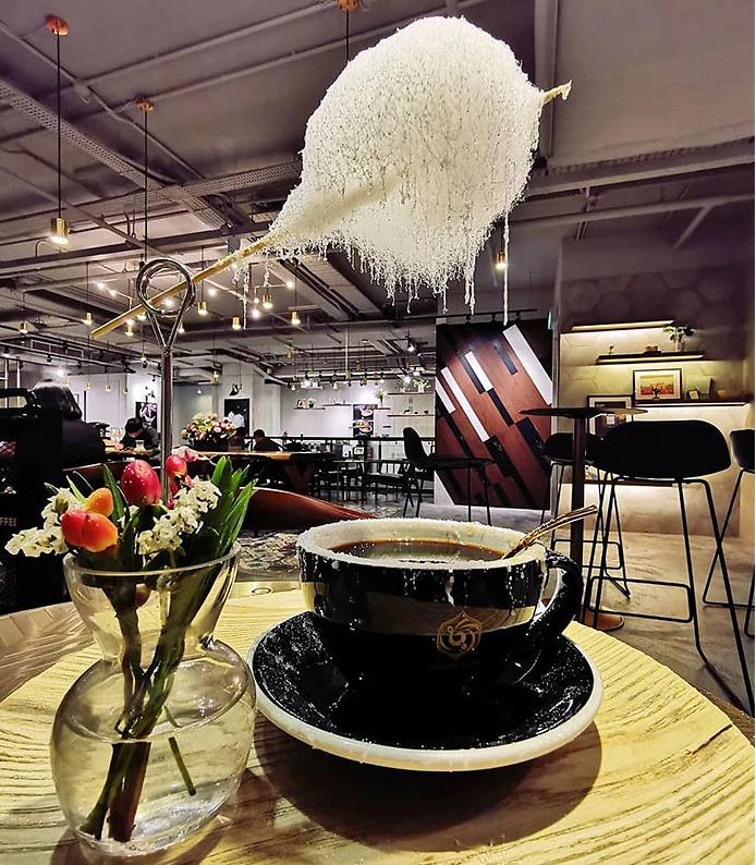 café nuvem algodão doce 2