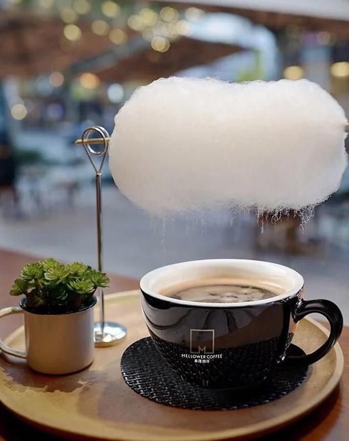 café nuvem algodão doce 6