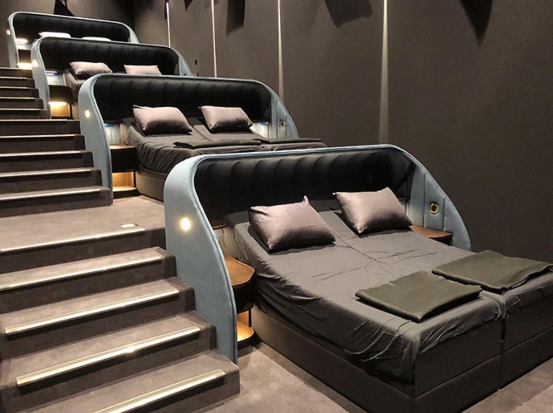 cama de casal cinema 1