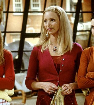Lisa Kudrow, a Phoebe de 'Friends', conta como os padrões de beleza a deixaram doente