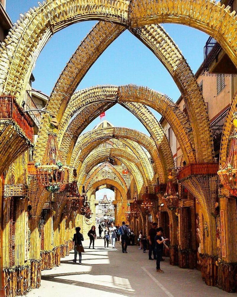 catedral de pão itália 3