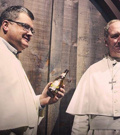 Monges encontram receita de cerveja medieval perdida há 224 anos na Bélgica