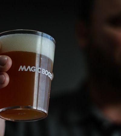Só misturar com água: empresa lança cerveja instantânea para ser feita em casa