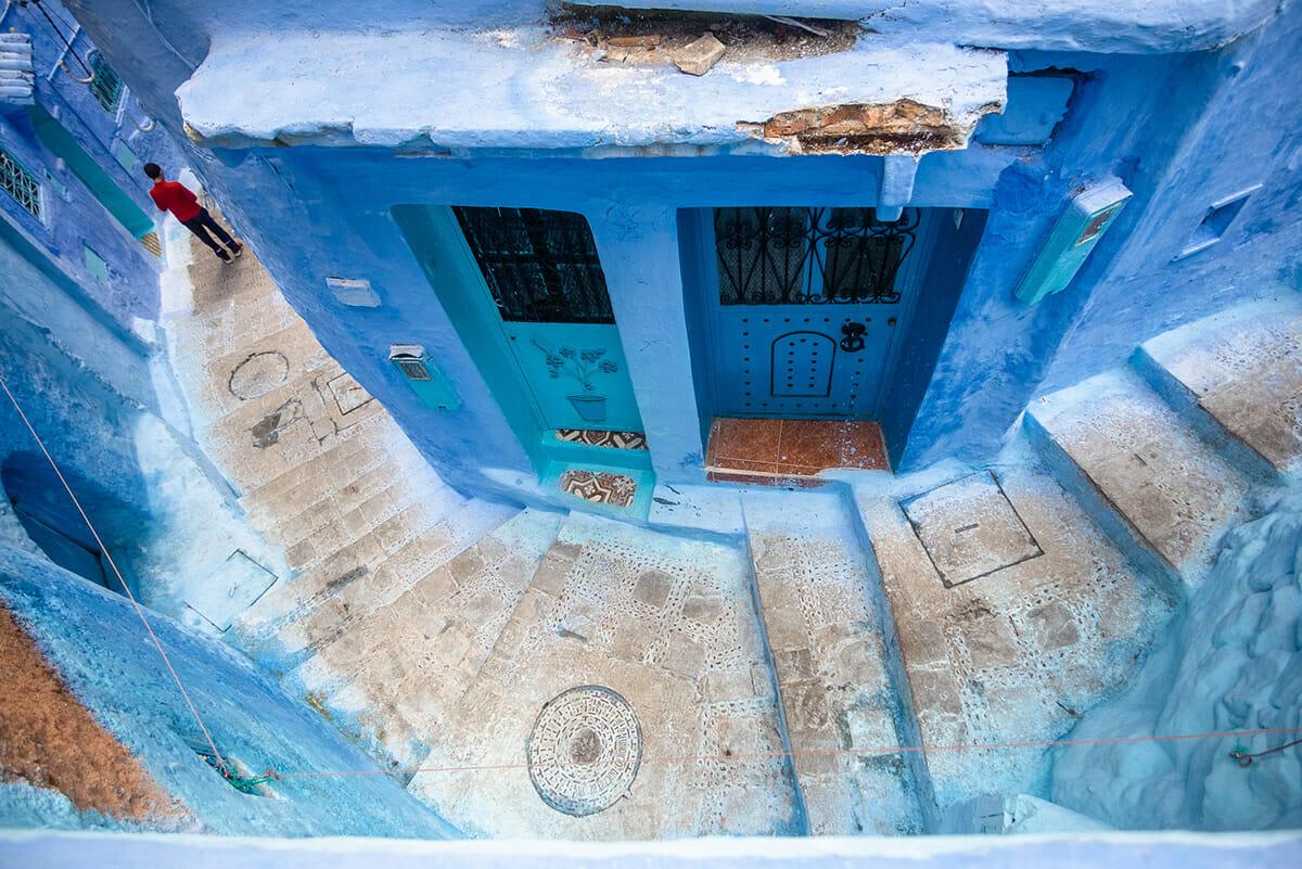 cidade azul marrocos 14