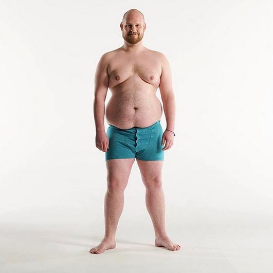 corpos masculinos reais 4