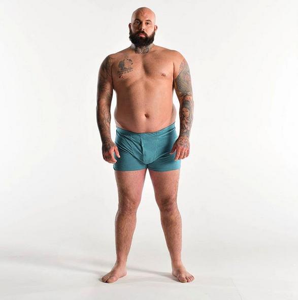 corpos masculinos reais 6