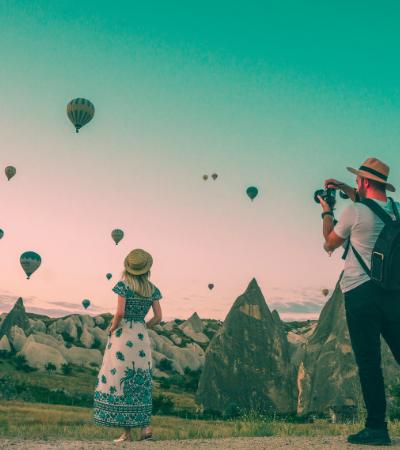 41% dos viajantes acreditam que fotos no Instagram são mais importantes que atrações turísticas