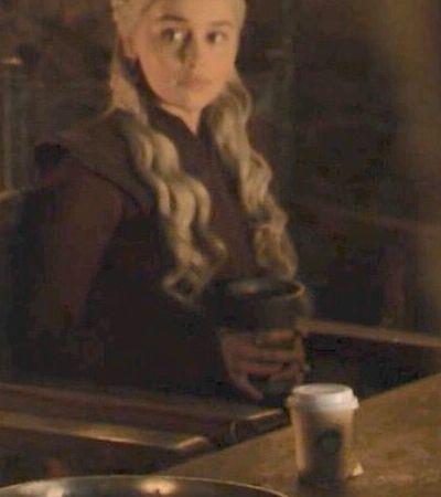 Starkbucks? HBO esclarece o que era, afinal, o tal café nada medieval em 'Game of Thrones'
