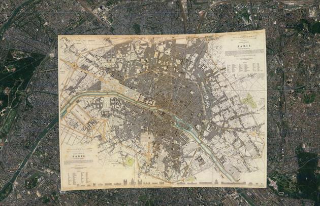 mapa antigo google 1