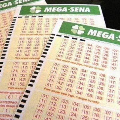 A aposta singela de R$ 3,50 que venceu a Mega-Sena acumulada de R$ 289 milhões