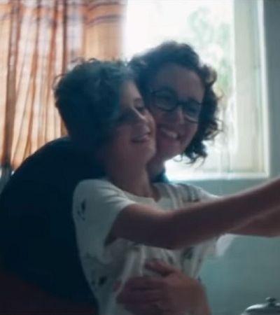 Ninho emociona com vídeo de Dia das Mães com mãe e filho trans