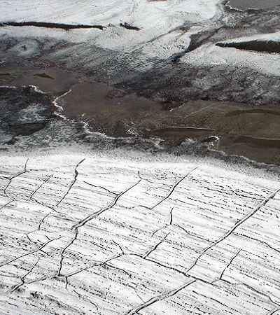 O que é permafrost e como seu derretimento coloca o planeta em risco