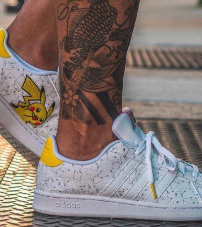 Adidas cria coleção Pokémon para aquecer o coração nerd dentro de você