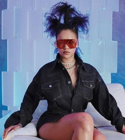 Rihanna torna-se primeira mulher negra a comandar grife de luxo e faz história
