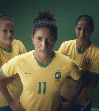 Guaraná Antarctica convoca marcas para apoiar futebol feminino no Brasil
