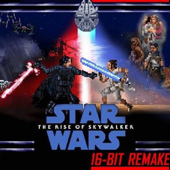 star wars 16 bits 1