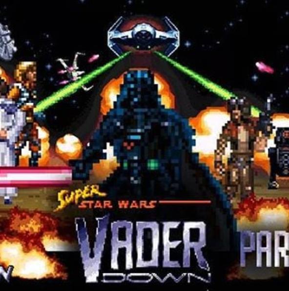 star wars 16 bits 2