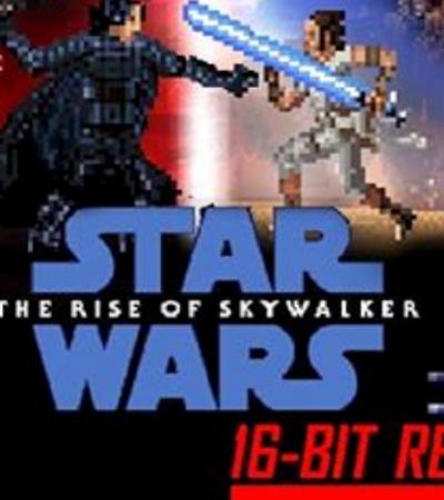 Trailer de filme final de 'Star Wars' fica ainda mais chique em versão Super Nintendo