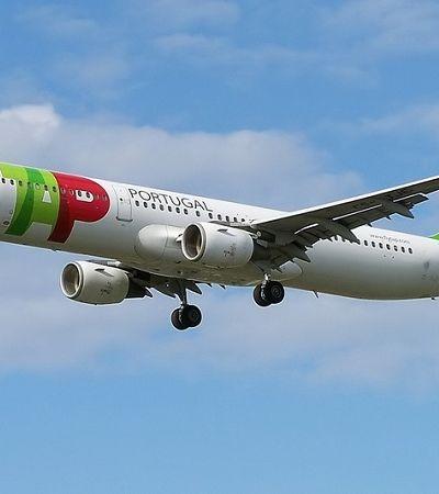 TAP faz leilão de passagens para celebrar 100º avião