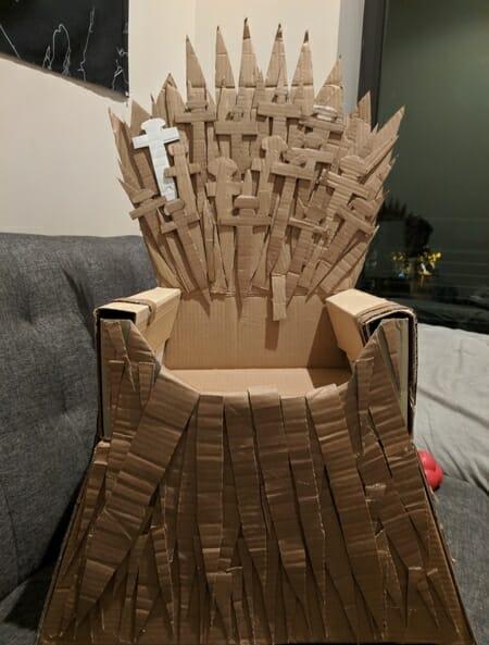 trono got para gatos 3