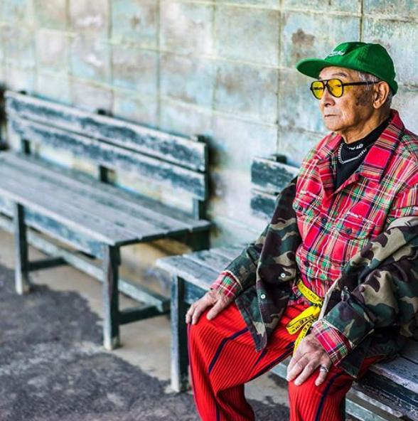 velhinho fashion 84 anos 3