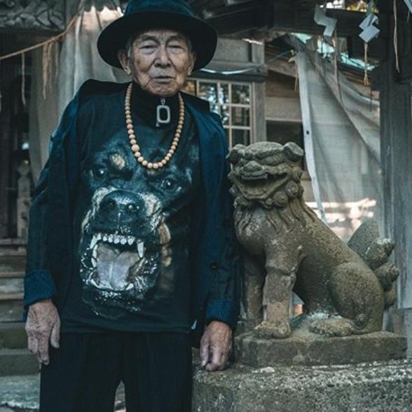 velhinho fashion 84 anos 4