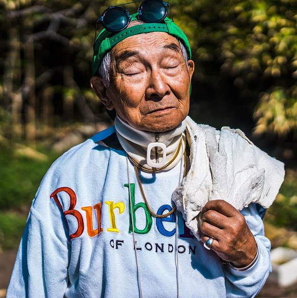 velhinho fashion 84 anos 9