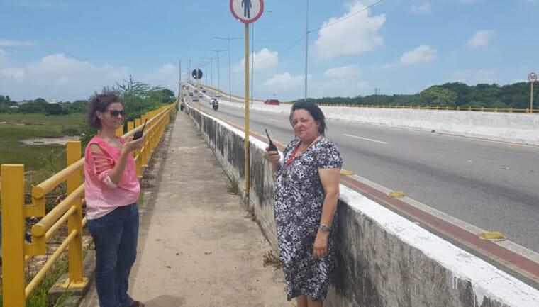 vigília ponte evangélicos 1