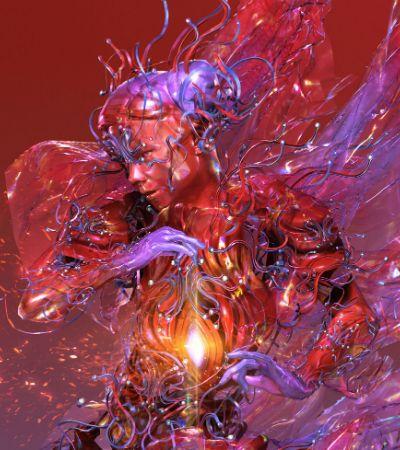 Exposição Björk Digital é uma viagem psicodélica e emocional pela música da artista