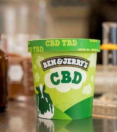 Ben & Jerry's prepara seu primeiro sorvete com infusão de maconha