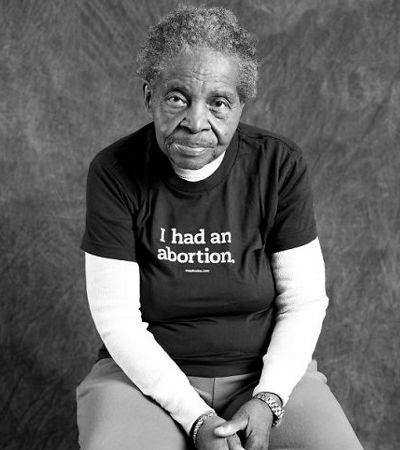 Ela fotografou mulheres que abortaram para revelar suas diversas faces e motivações