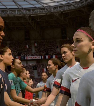 Fifa 19 ganha atualização da Copa do Mundo feminina