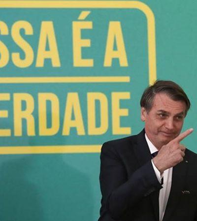 'Se quer levar mais de 10 kg de bagagem, pague, pô', diz Bolsonaro