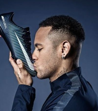 """""""Profundamente preocupados"""", diz Nike sobre acusações de estupro contra Neymar"""