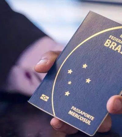 Polícia Federal só deve ter recursos para emitir passaportes até agosto