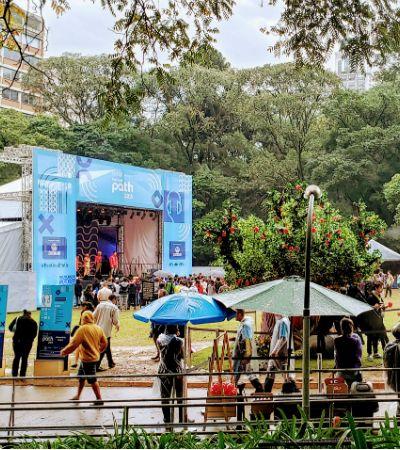 Festival Path transforma Avenida Paulista em uma mini cidade da inovação e da criatividade