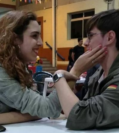 """Namorada de ator de 'Chiquititas' assassinado desabafa, """"queríamos ser livres para amar"""""""