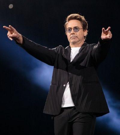 Robert Downey Jr. aposta em robôs e cria projeto de despoluição do planeta