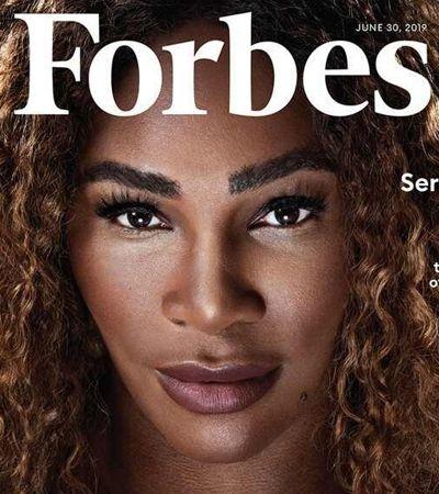 Serena Williams torna-se a primeira atleta na lista das mulheres mais ricas do mundo