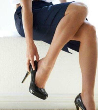"""""""Alegrar os homens"""", empresa dá bônus para mulheres que usarem saia e salto alto"""