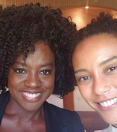A maravilhosa selfie de Taís Araújo e Viola Davis: 'Minha irmã brasileira'