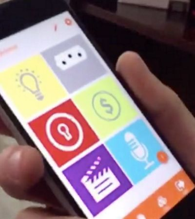 Empresa cria versão de casa smart brasileira: Baixo custo e inteira controlada por app