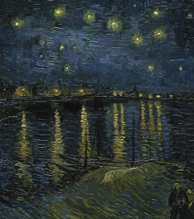 Conheça o quadro que inspirou Van Gogh a pintar 'A Noite Estrelada'