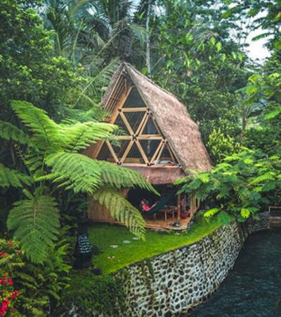 25 Airbnbs pelo mundo que parecem saídos de um sonho