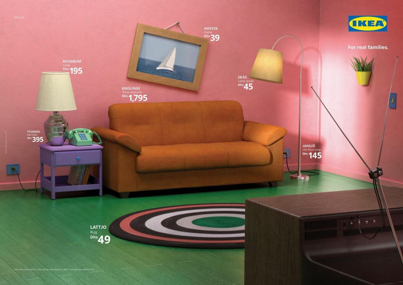 ambientes televisão IKEA 2