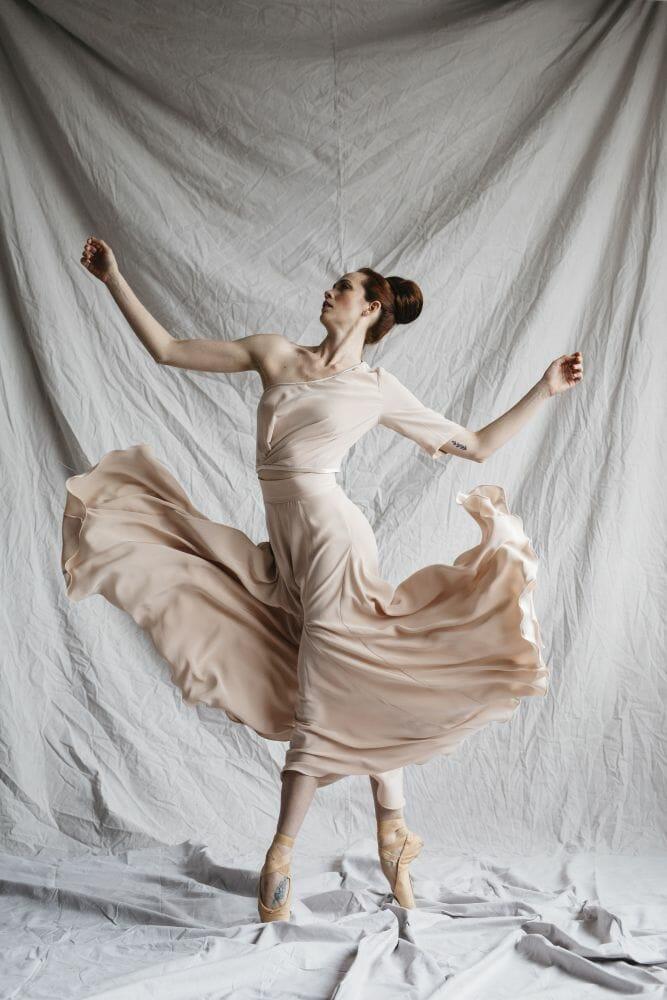 balé e vestidos 16