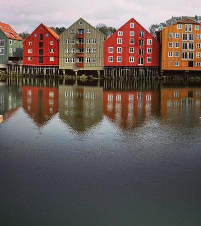 Ilha na Noruega quer eliminar com o conceito de tempo
