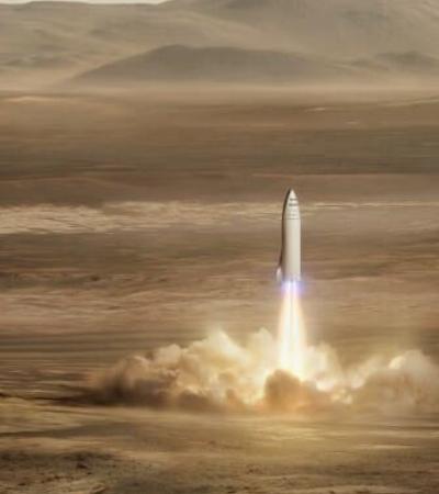 Funeral galáctico: empresa cobra para jogar suas cinzas no espaço